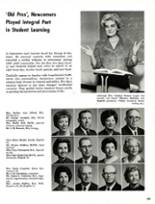 1965 Greenville High School Yearbook Page 106 & 107