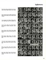 1965 Greenville High School Yearbook Page 112 & 113
