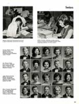 1965 Greenville High School Yearbook Page 128 & 129