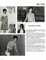 1965 Greenville High School Yearbook Page 142 & 143