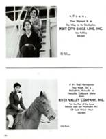 1965 Greenville High School Yearbook Page 158 & 159