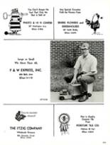 1965 Greenville High School Yearbook Page 160 & 161