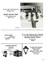 1965 Greenville High School Yearbook Page 176 & 177