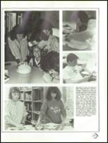 1987 Lawrence High School Yearbook Page 30 & 31