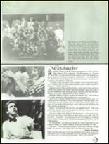 1987 Lawrence High School Yearbook Page 46 & 47