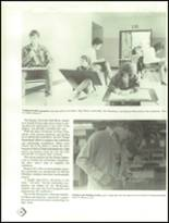 1987 Lawrence High School Yearbook Page 52 & 53