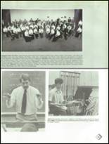 1987 Lawrence High School Yearbook Page 58 & 59