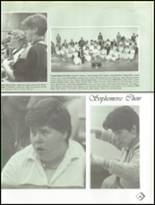 1987 Lawrence High School Yearbook Page 62 & 63