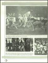 1987 Lawrence High School Yearbook Page 74 & 75