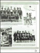 1987 Lawrence High School Yearbook Page 100 & 101