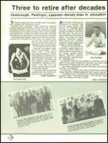 1987 Lawrence High School Yearbook Page 130 & 131