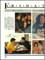 1987 Lawrence High School Yearbook Page 144 & 145