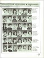 1987 Lawrence High School Yearbook Page 156 & 157