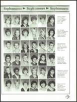 1987 Lawrence High School Yearbook Page 158 & 159