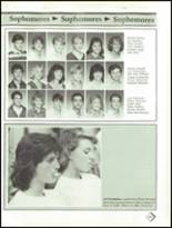 1987 Lawrence High School Yearbook Page 164 & 165