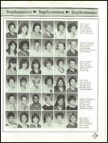 1987 Lawrence High School Yearbook Page 166 & 167