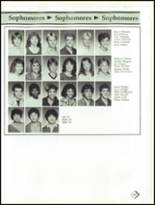 1987 Lawrence High School Yearbook Page 168 & 169