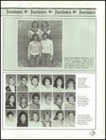 1987 Lawrence High School Yearbook Page 170 & 171