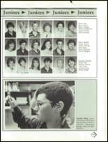 1987 Lawrence High School Yearbook Page 176 & 177
