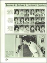 1987 Lawrence High School Yearbook Page 180 & 181