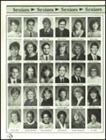 1987 Lawrence High School Yearbook Page 192 & 193
