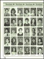 1987 Lawrence High School Yearbook Page 196 & 197