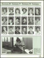 1987 Lawrence High School Yearbook Page 208 & 209