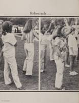 1981 Beaufort High School Yearbook Page 12 & 13