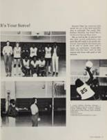 1981 Beaufort High School Yearbook Page 22 & 23