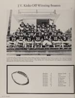 1981 Beaufort High School Yearbook Page 40 & 41