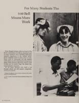 1981 Beaufort High School Yearbook Page 50 & 51
