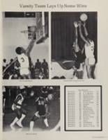1981 Beaufort High School Yearbook Page 54 & 55