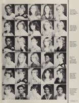 1981 Beaufort High School Yearbook Page 66 & 67