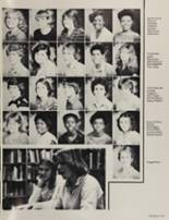 1981 Beaufort High School Yearbook Page 68 & 69