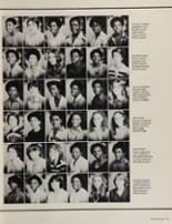 1981 Beaufort High School Yearbook Page 72 & 73