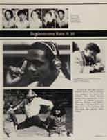 1981 Beaufort High School Yearbook Page 76 & 77