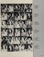 1981 Beaufort High School Yearbook Page 80 & 81