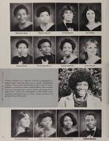 1981 Beaufort High School Yearbook Page 86 & 87