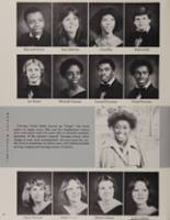 1981 Beaufort High School Yearbook Page 90 & 91