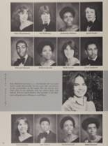 1981 Beaufort High School Yearbook Page 92 & 93