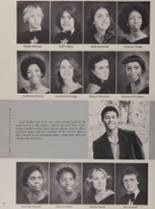 1981 Beaufort High School Yearbook Page 96 & 97