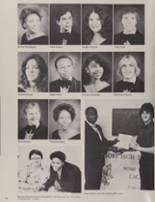 1981 Beaufort High School Yearbook Page 100 & 101
