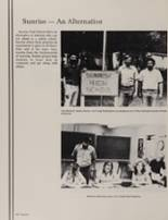 1981 Beaufort High School Yearbook Page 138 & 139