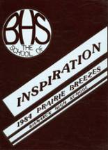 1984 Yearbook Bismarck High School