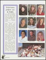 2000 Arlington High School Yearbook Page 178 & 179