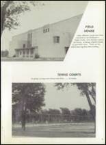 1957 Pampa High School Yearbook Page 10 & 11
