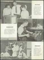 1957 Pampa High School Yearbook Page 18 & 19