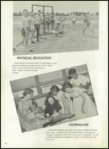 1957 Pampa High School Yearbook Page 20 & 21