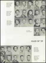 1957 Pampa High School Yearbook Page 30 & 31