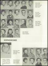 1957 Pampa High School Yearbook Page 38 & 39